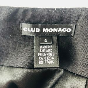 Club Monaco Skirts - Club Monaco Wool Pencil Skirt